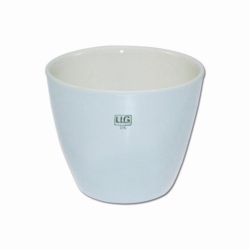 LLG-Porcelain crucibles, medium,  DIN 12904 LLG WWW-Catalog