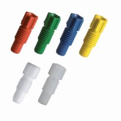 Fittings und Blindstopfen für SafetyCaps / SafetyWasteCaps LLG WWW-Katalog