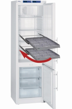 Refrigerator drawers AluCool® including dividers LLG WWW-Catalog