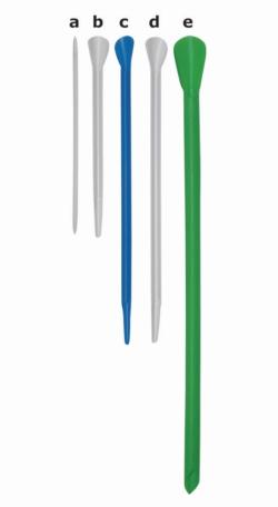 Powder spatula smartSPATULAS®, PP LLG WWW-Catalog