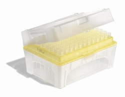 Filterspitzen palettiert in der TipBox, steril BIO-CERT® LLG WWW-Katalog