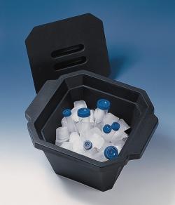 Conteneur réfrigéré, PUR, avec couvercle