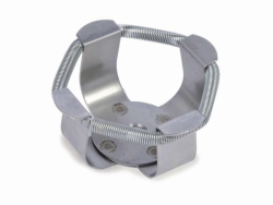 Flask Clamps, stainless steel