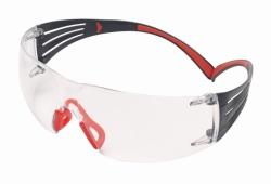 Safety Eyeshields SecureFit™ 400 with Scotchgard™ Anti-Fog Coating