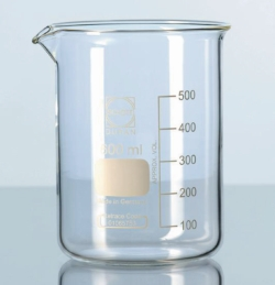 Beakers glass, DURAN®, low form