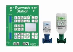 Eyewash emergency station
