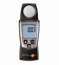 Light measuring instrument testo 540