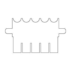 Accessoires pour cuves délectrophorèse OmniPage Mini