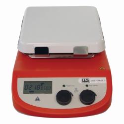 Magnetic stirrer with heating LLG-uniSTIRRER 7, complete package