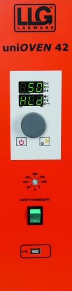 Universal-Wärmeschrank LLG-uniOVEN 42 und LLG-uniOVEN 110
