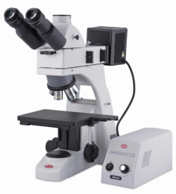 Advanced Microscope for Industrial and Material science, BA310 MET