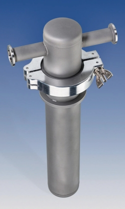 Ersatzteile für Kühlfallen mit Dewargefäß, V2A