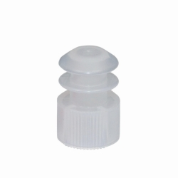 Ribbed stoppers, LD-PE