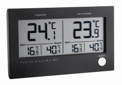 Twin Funk-Thermometer