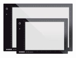 Leuchtplatten slimlite plano LLG WWW-Katalog