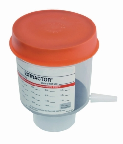 Extractor de bromuro de etidio