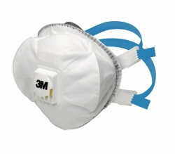 Premium Respirators 8825+ and 8835+, Moulded Masks