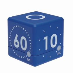 Short period timer with alarm Cube Timer LLG WWW-Catalog