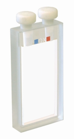 Cuves pour mesures dabsorption, spectre NIR WWW-Interface