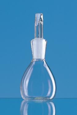 Density bottles, Borosilicate glass 3.3., uncalibrated