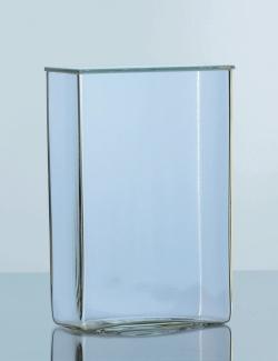 Boîtes à préparations DURAN®, avec plaque de verre rodée