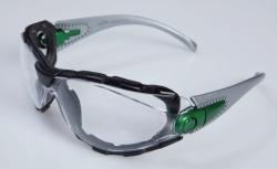 Schutzbrille CARINA KLEIN DESIGN™ 12710, farblos