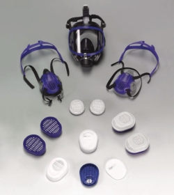 Gelaatsmaskers X-plore® 3300, 3500 en 5500