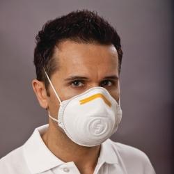 Demi-masque de filtration pour poussières fines Mandil