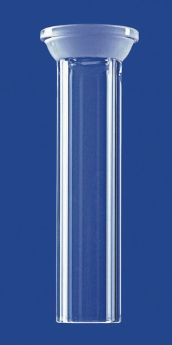 Spherical ground glass joints, Socket and ball members, inch range, DURAN<SUP>&reg;</SUP> tubing