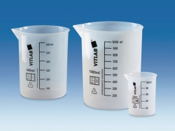 Griffin beakers, ETFE LLG WWW-Catalog