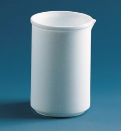 Beakers, low form, PTFE