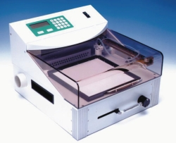 Sproeiapparaat ChromaJet DS 20 WWW-Interface