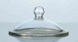 Desiccator lids with knob, DURAN®