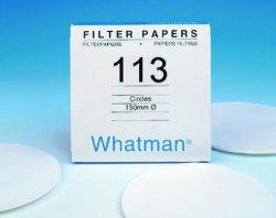 Filtreerpapier, kwalitatief, type 113