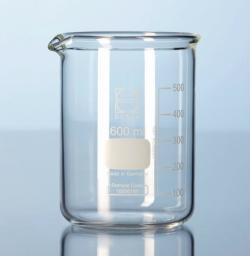 Bécher Super Duty, en verre DURAN®, forme basse