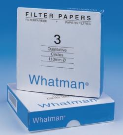Filtreerpapier, kwalitatief, type 3