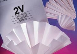 Filtreerpapier, kwalitatief, type 2 V