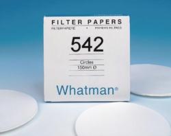 Filtreerpapier, kwalitatief, type 542