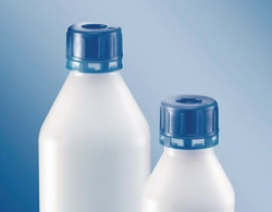 """Screw closure for narrow-mouth bottles """"Safe Grip"""" series 310, HDPE"""