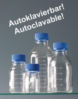 Soda lime - Laboratory Bottles