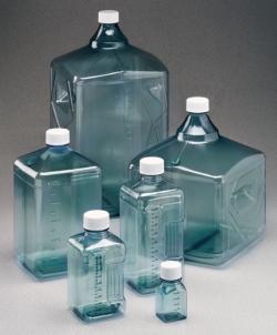 Flacon InVitro™ Biotainer™ stérile Nalgene™, Type 3030, 3120, 3233, 3405, 3410, 3423, en polycarbonate