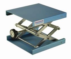 Plataformas de elevación para laboratorio, de aluminio anodizado