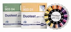 Indicator paper, Duotest