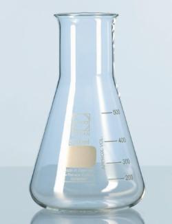 Erlenmeyer flasks, DURAN®, wide neck