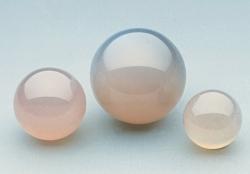 Agate grinding balls