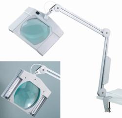 Illuminated magnifier LLG WWW-Catalog