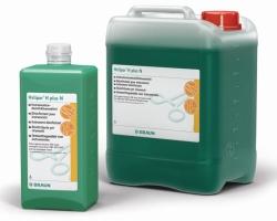 Desinfektion von thermolabilen Materialien Helipur® H plus N