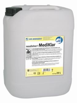 Rinse aid, neodisher® MediKlar