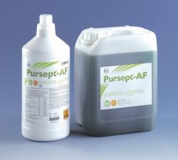 Concentrado para la desinfección de superficies Pursept®-AF