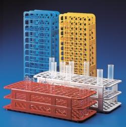Tube racks, PP LLG WWW-Catalog